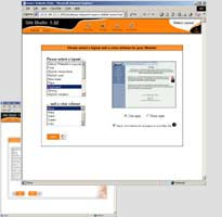 HSphere Online Demo Screen Shot
